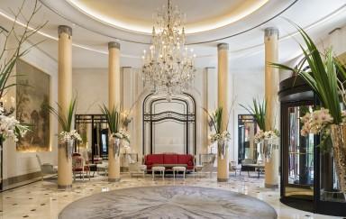 Plaza Athenee - Lobby -  LR (c) Jacques Pepion