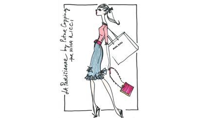 La Parisienne Par Peter Copping - Nina Ricci