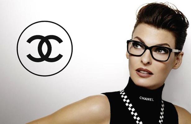 """Linda Evangelista, """"Chanel Eyewear"""""""