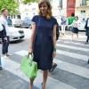 Céline Salette, Défilé Dior,Juillet 2012