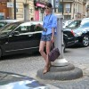 Street-Style, défilé Dior, Juillet 2012