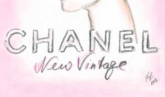 Le défilé Chanel, A/H 2012