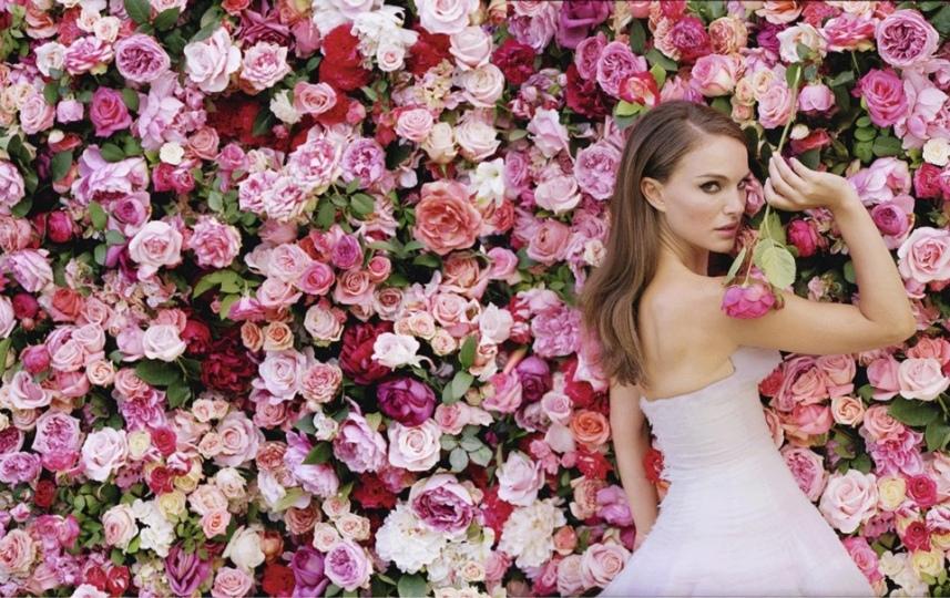 Nathalie Portamn, la vie en rose