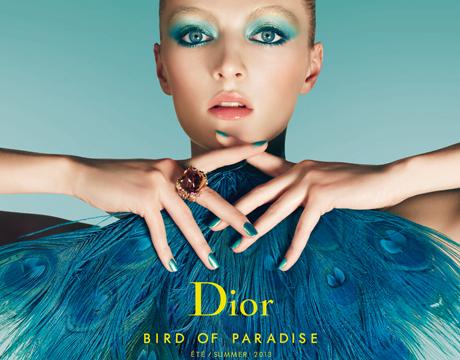 Dior summer 2013