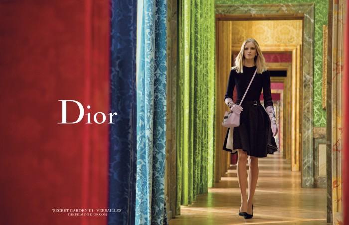 Dior à Versailles - Avenue MontaigneAvenue Montaigne