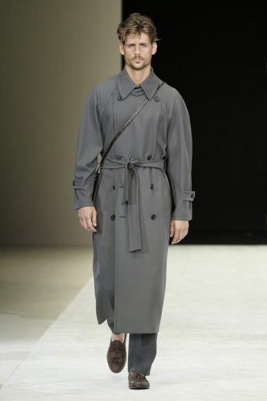 Giorgio Armani Menswear SS15 #1