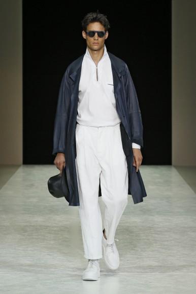 Giorgio Armani Menswear SS15 #4