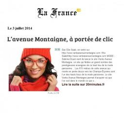 LAFRANCE.CO LE 3 JUILLET 2014