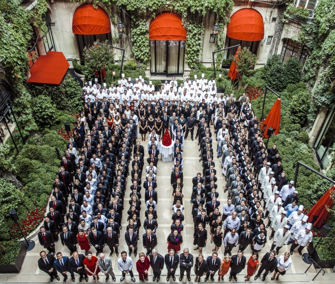Hotel Plaza Athenee - 31 Juillet - HR - (c) Getty Images 2