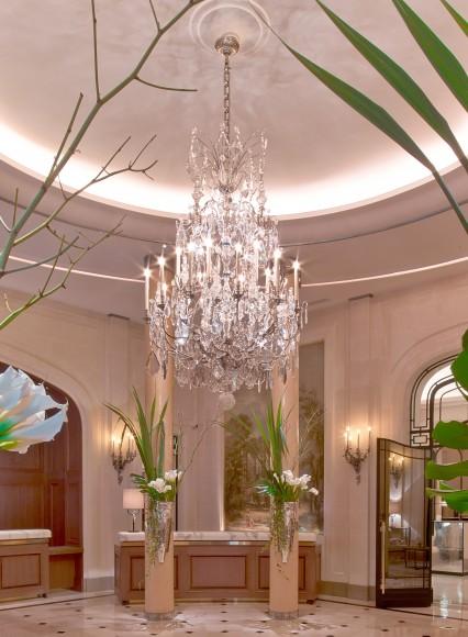 Hotel Plaza Athenee - Lobby -  HR - (c) Eric Laignel 2