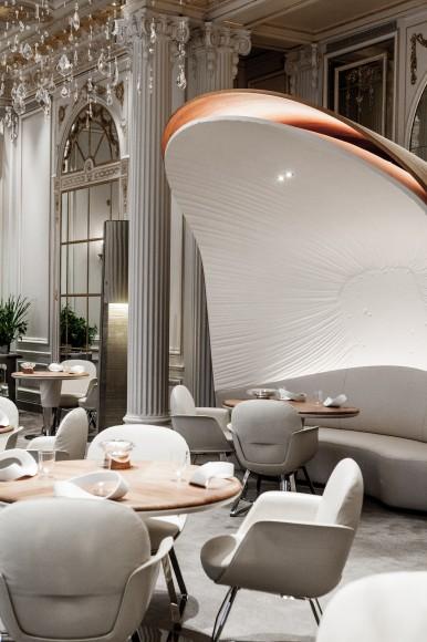 Hotel Plaza Athenee - Restaurant Alain Ducasse au Plaza Athenee - (c) Pierre Monetta 1 bis