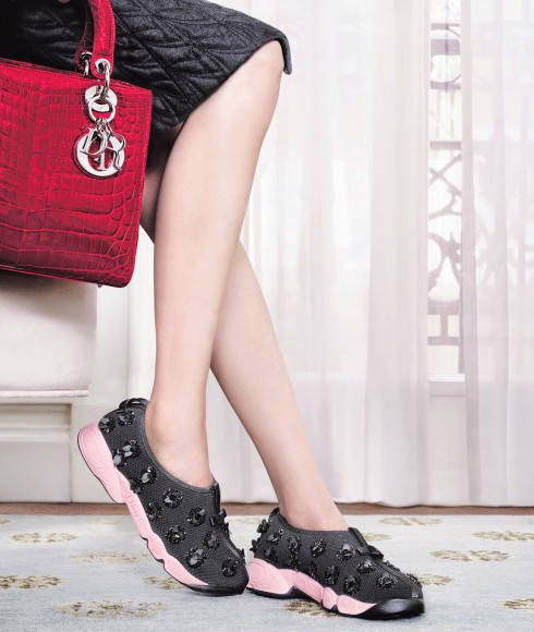 Dior fusion sneakers 5