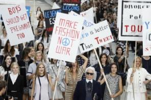 Chanel Printemps-été 2015
