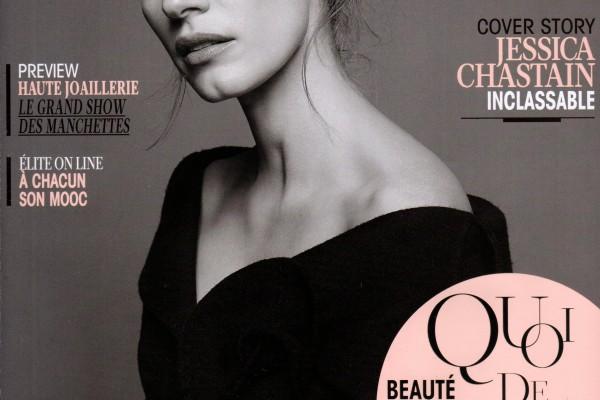 Article Madame Figaro Vente Avenue Montaigne