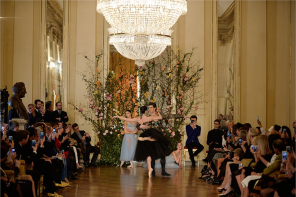 DOLCE & GABBANA HAUTE COUTURE P/É 2015
