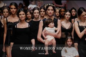 DOLCE & GABBANA A/H 2015/16 FEMME: VIVA LA MAMMA !!!