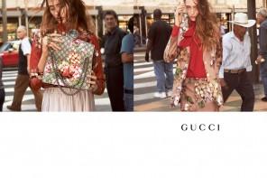Gucci Campagne Automne/Hiver 2015-2016