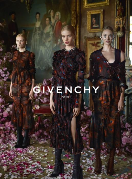 Givenchy: campagne de publicité automne-hiver 2015-2016 - Avenue ...