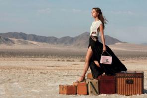 LOUIS VUITTON: la Campagne Publicitaire «Esprit de Voyage»