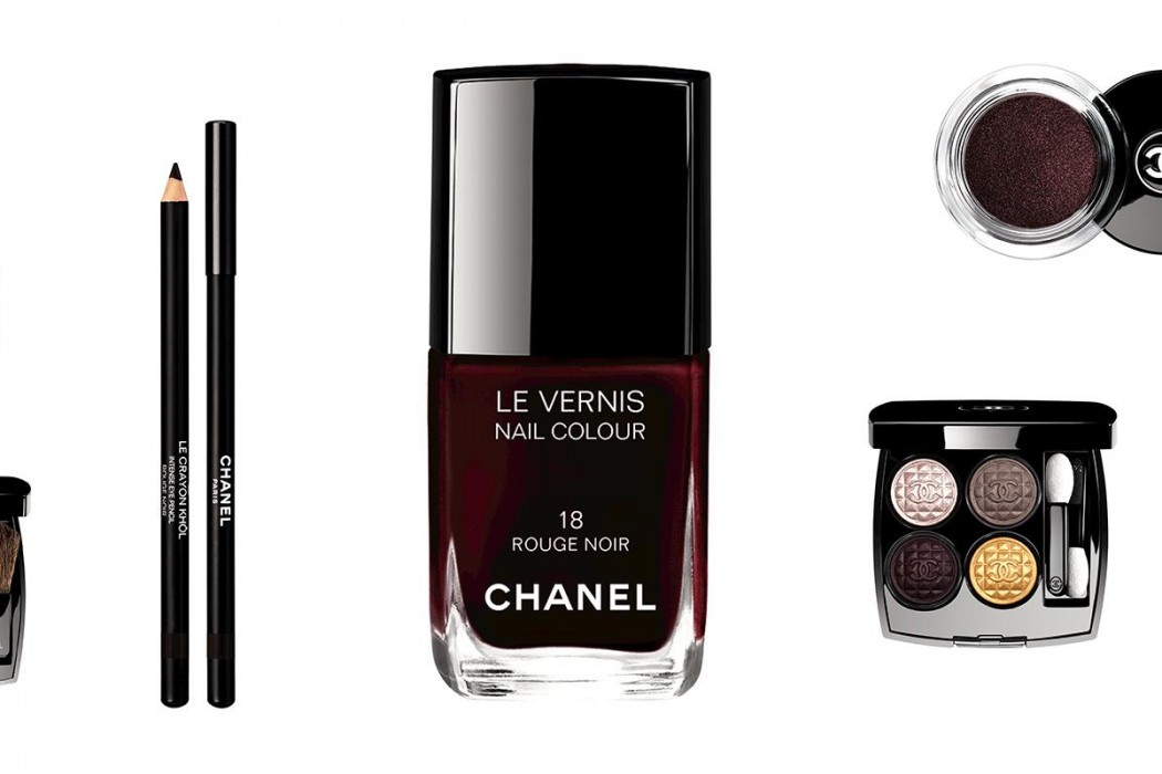 chanel rouge noir nail polish 20th anniversary avenue montaigne. Black Bedroom Furniture Sets. Home Design Ideas