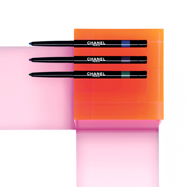 Chanel: L.A. Sunrise Collection