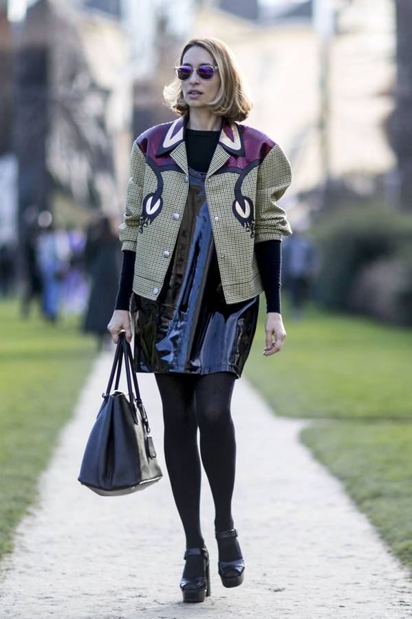 Look-d-hiver-avec-robe-en-vinyle