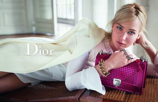 Jennifer Lawrence - Spring summer 2016 Dior campaign - Credit Dior (2)