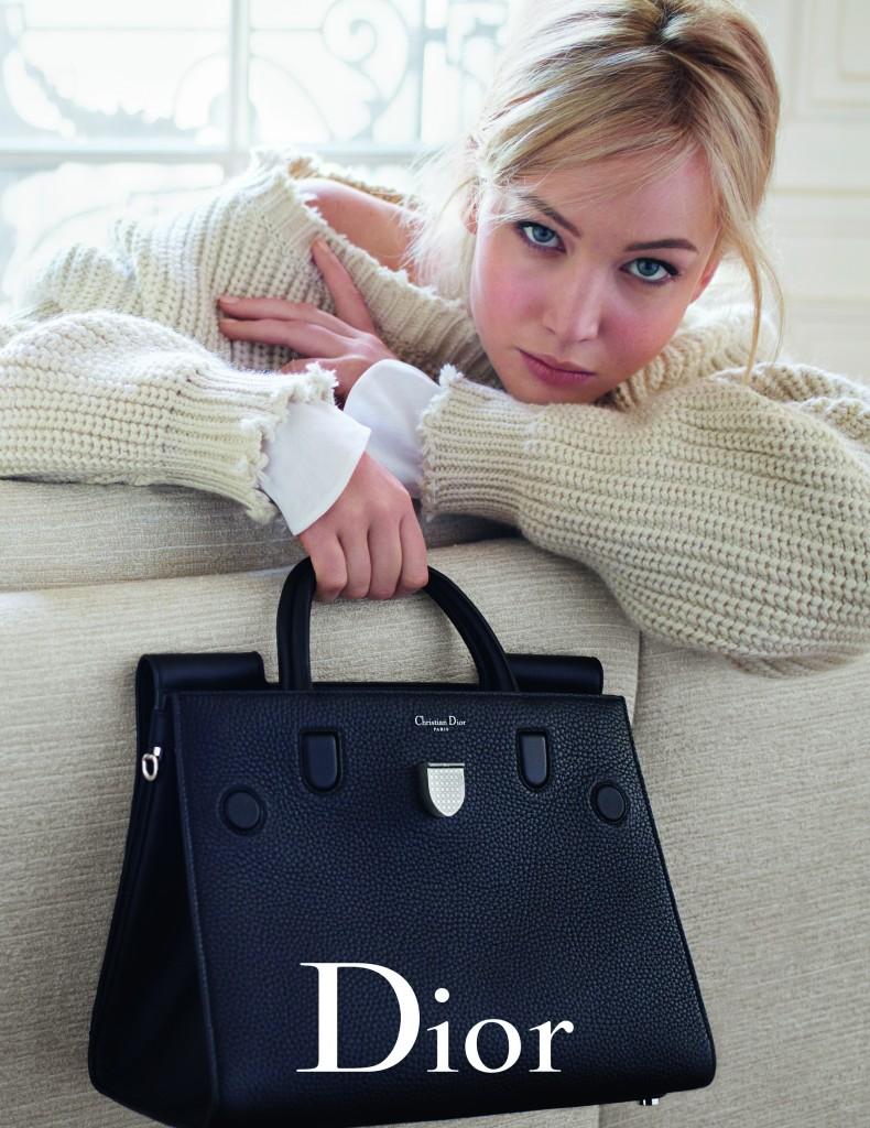 Jennifer Lawrence - Spring summer 2016 Dior campaign - Credit Dior (3)