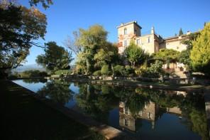 DIOR ET L'HISTOIRE DU Château de La Colle Noire