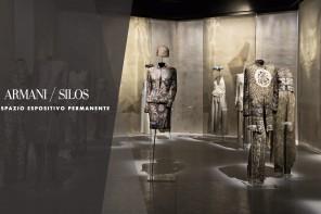 ARMANI SILOS:L'EXPOSITION
