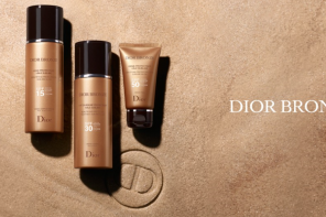 DIOR BRONZE:THE NEW SUN COLLECTION