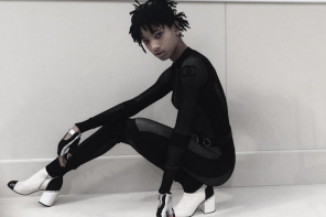 WILLOW SMITH POUR CHANEL