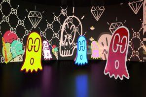 Découvrez Gucci 4 Rooms: le projet artistique collaboratif immersif de la maison Gucci
