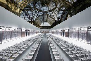 Entre #tweed et #technologie: les Invités du Défile Chanel printemps été 2017