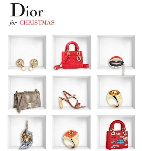 Dior For Christmas