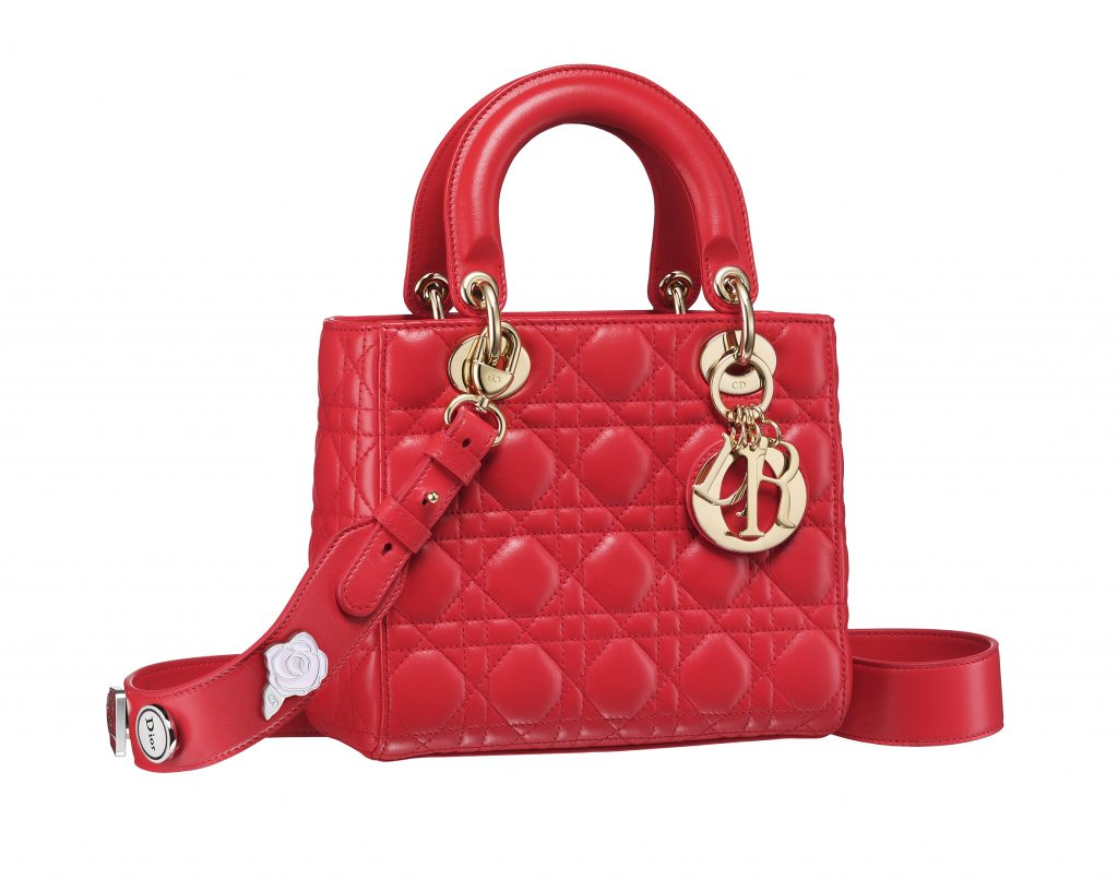 small-lady-dior-bag-in-bright-red-cannage-lambskin-customizable-strap-with-lucky-pins