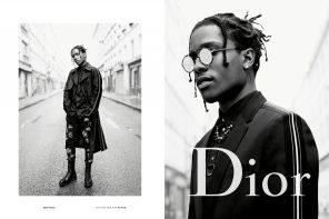 Dior portraits