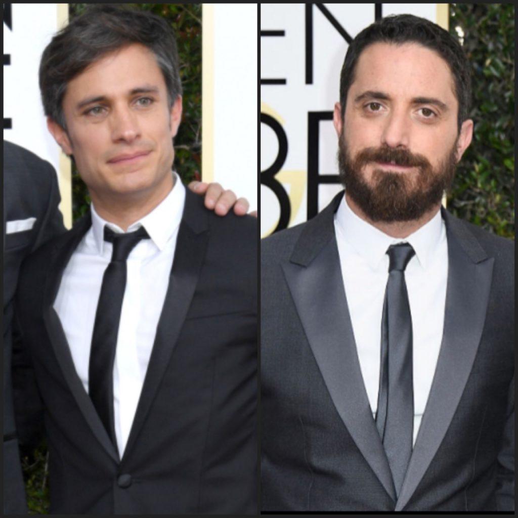Les plus beaux looks Dior homme des Golden Globes 2017