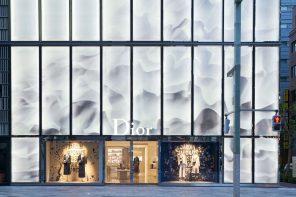 Dior Boutique in Ginza