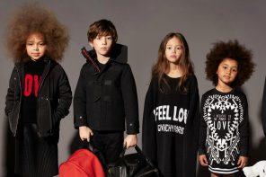 Givenchy dévoile sa première collection enfant