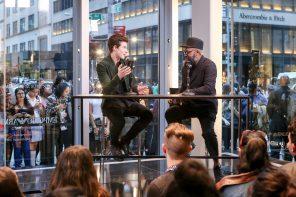 Shawn Mendes, ambassadeur de la montre connectée Emporio Armani