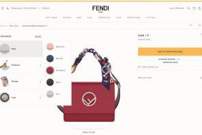 Fendi x Farfetch : un service de sur-mesure online