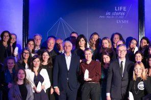 Les maisons Loro Piana et Louis Vuitton remportent un prix lors de la 2ème édition du salon LIFE in STORES