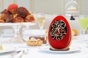 Le précieux coffret de Pâques de l'Hôtel Plaza Athénée