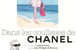 Bienvenue dans les coulisses de la maison Chanel