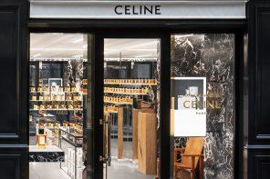 Bienvenue dans la première boutique de Haute Parfumerie Celine