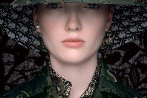 Tendance camouflage pour la croisière 2020 de la maison Dior