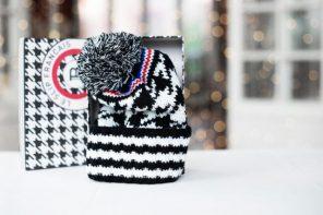 Balmain x Slip Français : un bonnet pour soutenir l'AFM-Téléthon