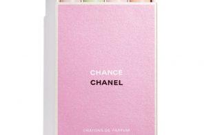 Et si on se parfumait avec un crayon Chanel?