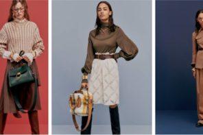 Sophistication bourgeoise pour la collection Chloé automne-hiver 2020